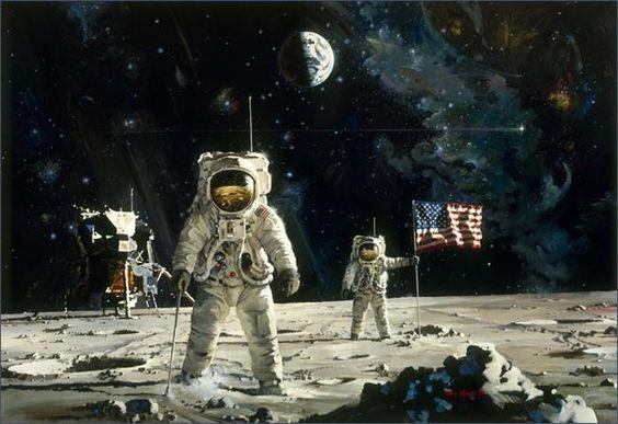 Γιατί δεν επιστρέψαμε ποτέ στη Σελήνη από το 1972; - NEWS247