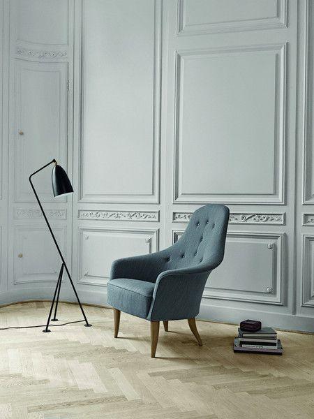 Holmquist Adam Chair by Gubi