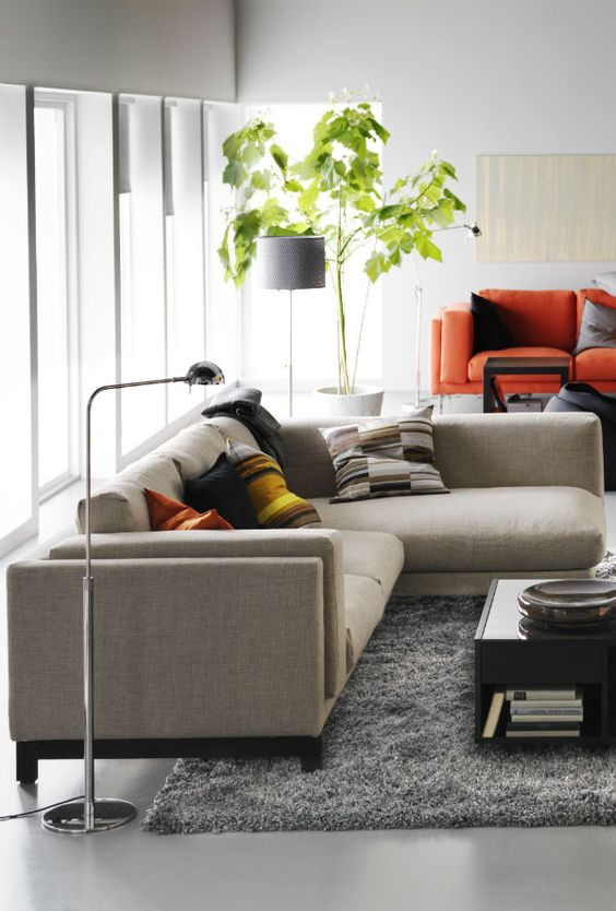 Nockeby gives you extra comfort and support the thick for Sofa nockeby