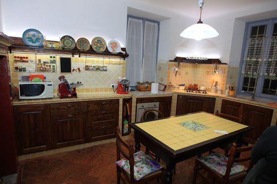 Cucina in campagna - Camini Fai da Te - Camini Milano - Caminetti ...