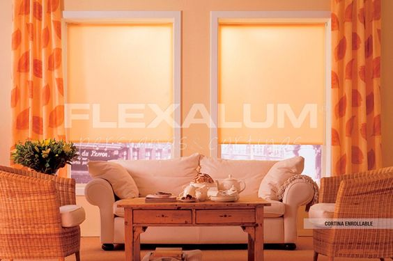 Cortinas y Persianas Flexalum