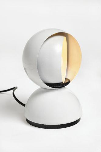 Eclisse lampada da tavolo vico magistretti artemide s p a compasso d 39 oro pinterest d - Lampada da tavolo vico magistretti ...