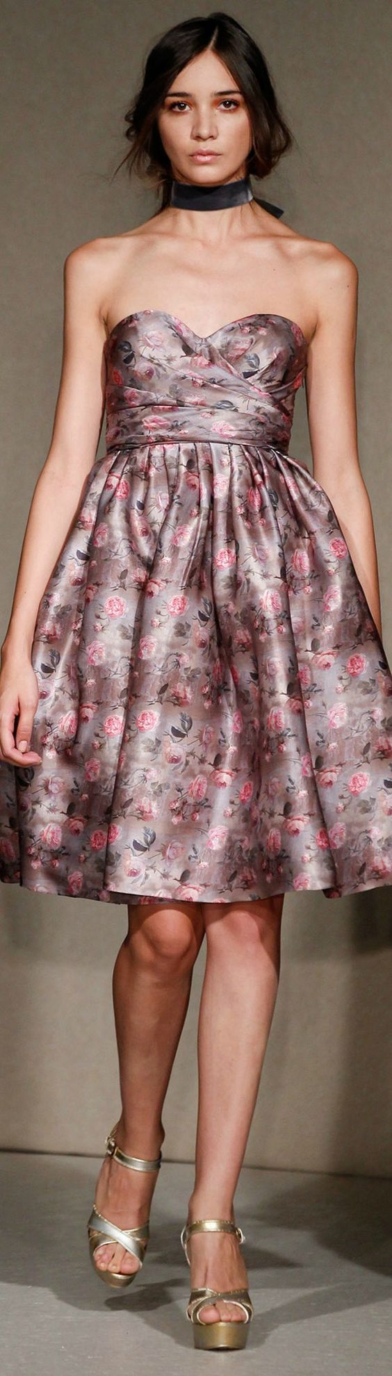 Luisa Beccaria Fall 2014 Ready-to-Wear Collection