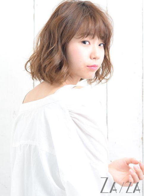 松岡茉優風ボブ 髪型ボブ ボブ 髪型 ヘアスタイル