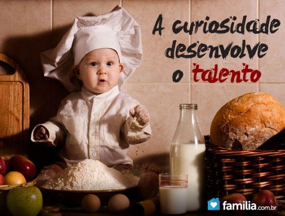Descobrir talentos brincando: 10 qualidades a desenvolver nas crianças desde cedo: