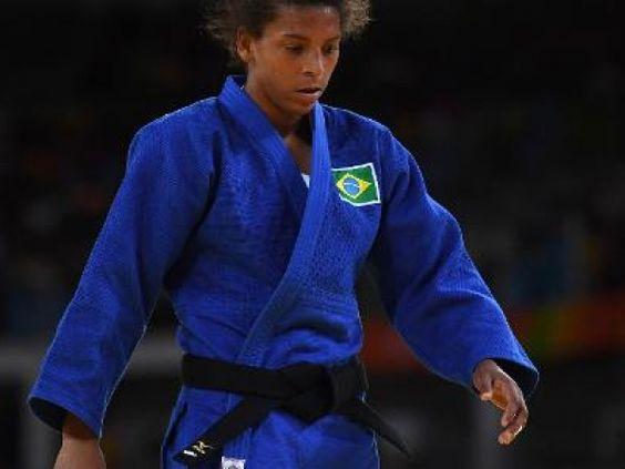 Rafaela Silva dá ao Brasil sua primeira medalha de ouro na Rio-2016