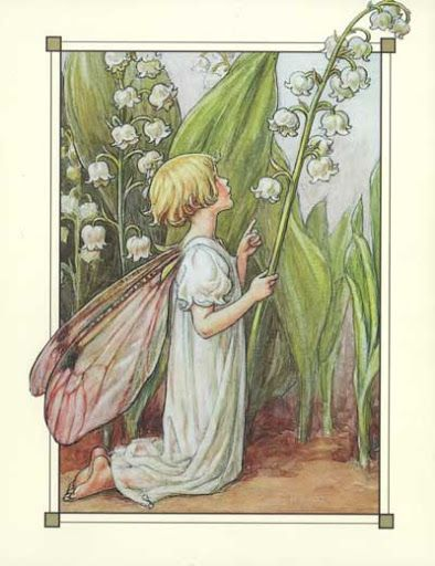 Fairies by Cicely Mary Barker, Elsa Beskow and other artists - kisunika - Álbumes web de Picasa