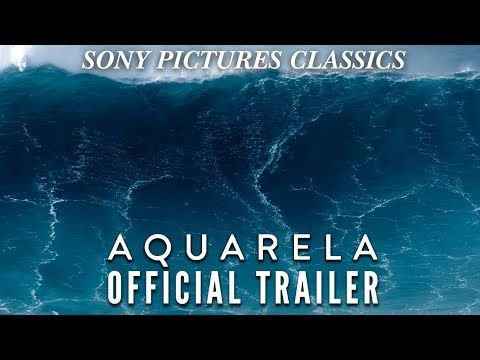Aquarela Official Trailer Hd 2019 Sony Pictures Classics