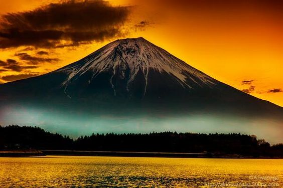 Mt. Fuji ... beautiful pictures  Twitter