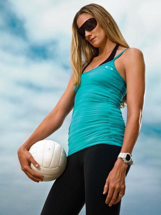 Kerri S Training Program Beach Volleyball Kerri Walsh Tennis Dress