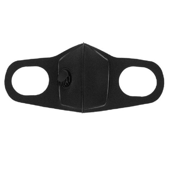 Coslony Unisex Sponge Dustproof Pm2 5 Pollution Half Face Mask Washable Reusable Muffle Respirator Ladiesbelle Dust Mask Mouth Mask Face Mask