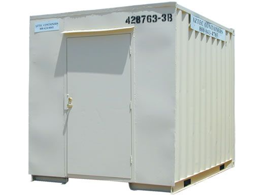 10ft Shipping Container For Sale With Walk In Door Locker Storage Shipping Containers For Sale Storage