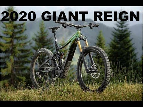 2020 Giant Reign E Bike Review Is This Too Much Bike Bike