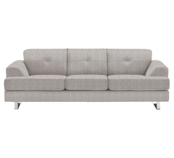 Miami 3 seater sofa sofas armchairs categories for Best value furniture