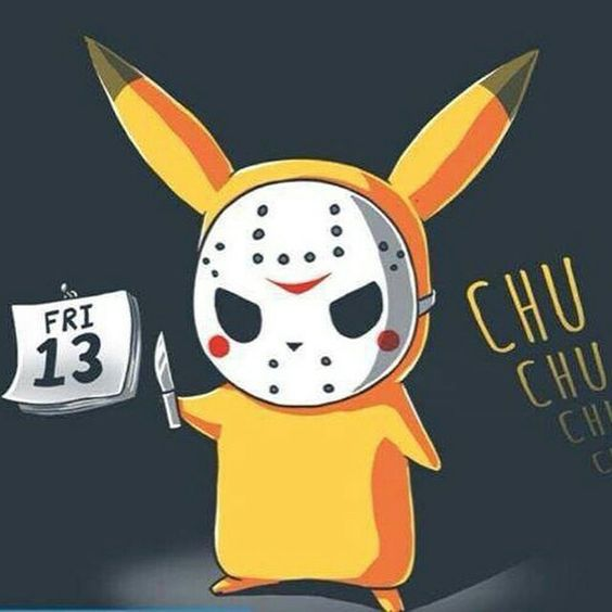 Friday the 13th part chu by TeeTurtle