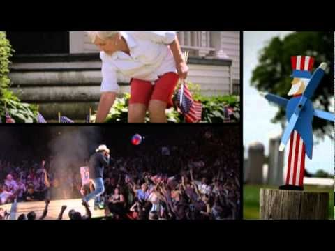 july 4th country music