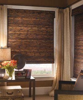 Premium Woven Wood Shades   Wholesale Plantation Shutters
