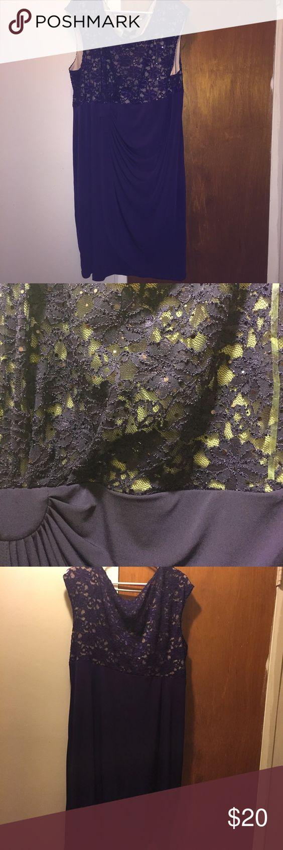 Plus size dress Beautiful plus size dress worn once. Dresses