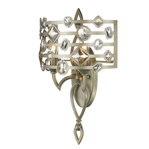 Golden Lighting's Coronada Sconce - 6390-WSC WG