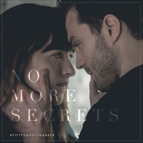 No more secrets…