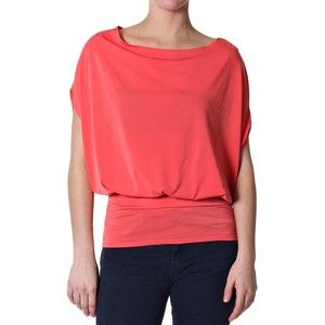 Kiara Mini Dress Coral, $69, now featured on Fab.**I hate to break it to em, but if it's above your butt, it's called a shirt.