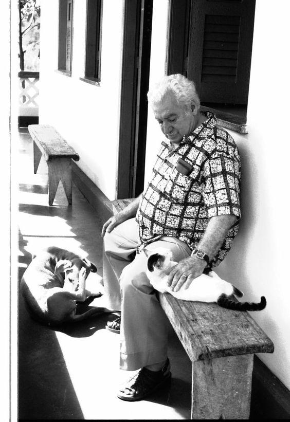 Jorge Amado (Brasil, 1912-2001).