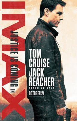 Héroes de Acción. : JACK REACHER: NEVER GO BACK. (TRAILER FINAL)