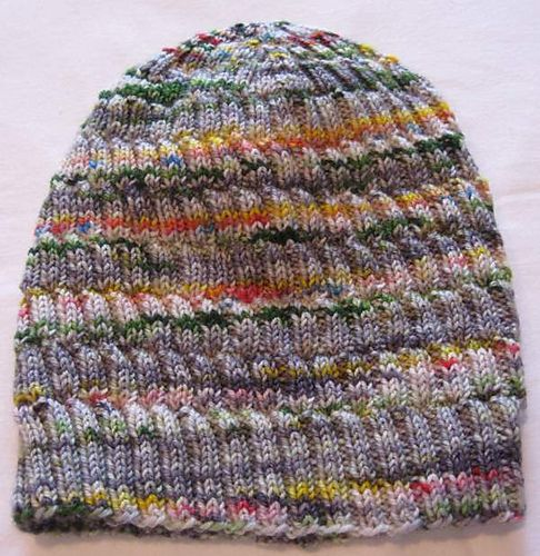 Ravelry: A Comical Hat pattern by Cheryl Molnar