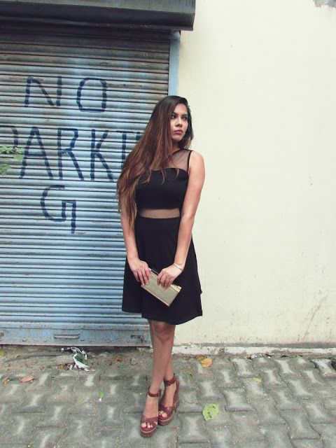 Because you can never go wrong with LBD