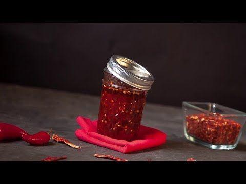 سويت تشيلي صوص الصوص الحار تحفة من مطبخي فاطمة أبو حاتي Youtube