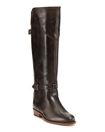 "Frye ""Dorado"" Riding Boots #boots #frye"