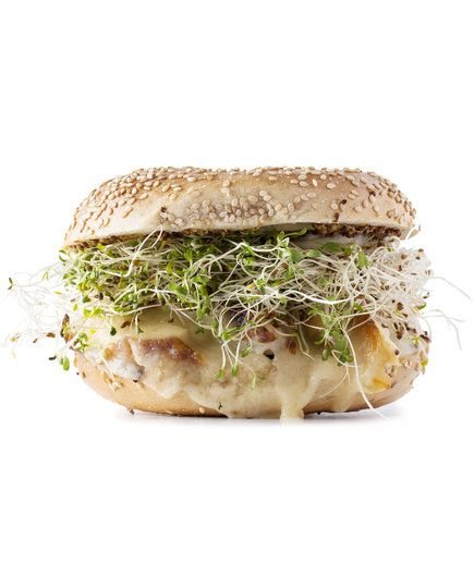Chicken, Sprouts, and Provolone Sandwich | Is your lunchtime sandwich routinegetting a little stale? Turn to these fresh and tasty sandwich ideas for a handheld meal that won't leave you bored (or hungry).