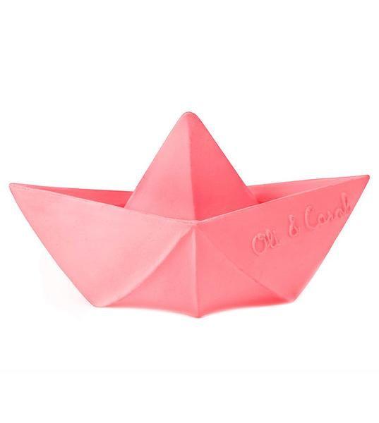 Oli & Carol Origami Boats