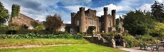 Augil Castle, Cumbria Recommended by The Times