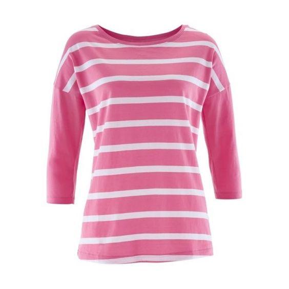 Demais amei!!   Camiseta box manga 3/4 pink com decote redondo  encontre aqui  http://ift.tt/2aC4yJE #comprinhas #modafeminina #modafashion #tendencia #modaonline #moda #instamoda #lookfashion #blogdemoda #imaginariodamulher