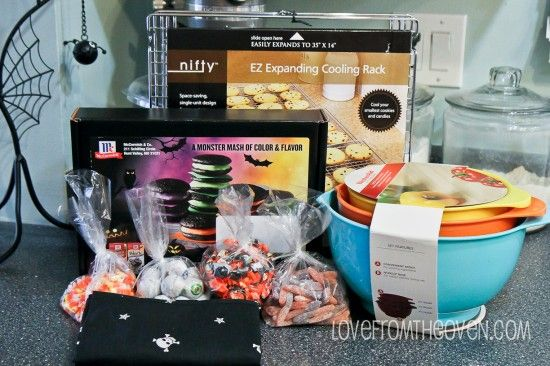 McCormick Spooky Squad Halloween Giveaway | giveaways | Pinterest ...