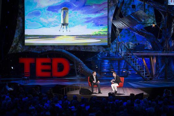 Cinco grandes ideias sobre o futuro do trabalho no TED 2013