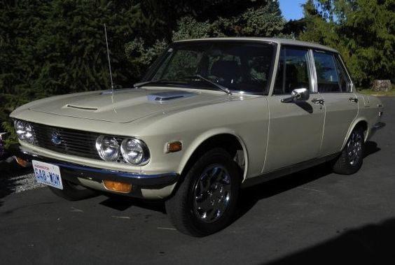 This 1972 Mazda 1800 is one of 2178 imported according to the seller, and looks to be in fine shape apart from needing stock hubcaps. These cars have handsome lines, and even with the automatic they make for pretty cool drivers. Find it here on Craigslist in Port Angeles, Washington for $4500 obo.