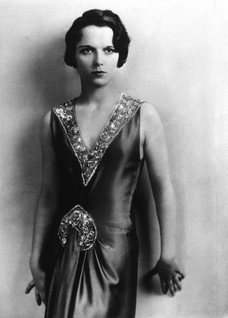 Louise Cromwell Brooks (1890-1965) was an American socialite considered to be Washington's most beautiful young woman. . She was married to General Douglas MacArthur from 1922-1929.