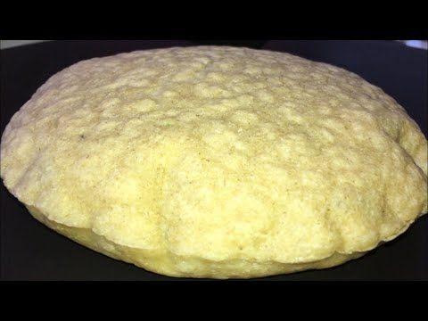 خبز الشوفان المنفوخ بالماء بدون خميرة بدون عجن وبدون اي اضافة Youtube Bread Recipes Food