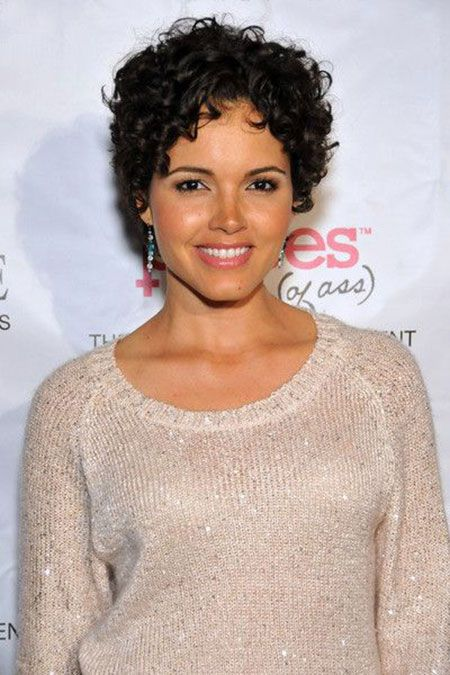 Excellent Curly Hair Haircuts For Curly Hair And Shorts On Pinterest Short Hairstyles For Black Women Fulllsitofus