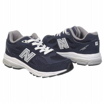 New Balance The 990 Pre Shoes (Navy) - Kids' Shoes - 13.5 M