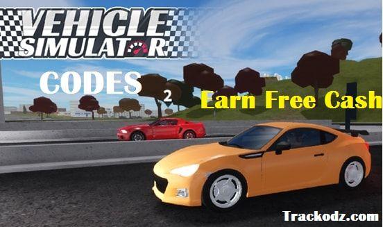 Roblox Vehicle Simulator Codes 2020 Full List Coding Simulation Roblox