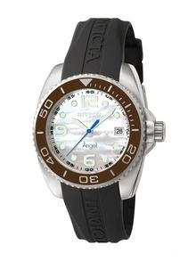 This the a great deal on an ocean or water proof watch...not shiny so you won't look like bait in the ocean