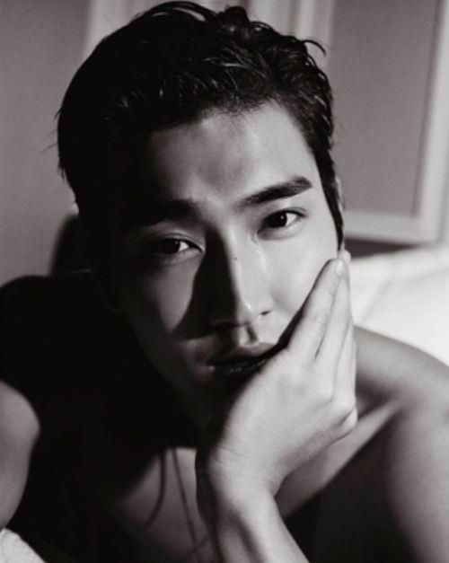 Siwon for Vman (issue: August 2012) - Photographer: Karl Lagerfeld