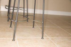 Can you lay stick and peel vinyl tiles over linoleum vinyls tile
