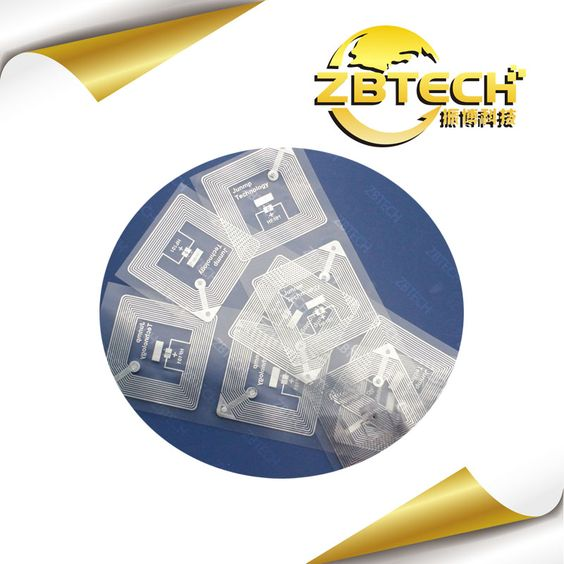 Rfid Label Dry Inlay For Lamination In The Middle Of Rfid Label Need More Product Information Please Visit Www Zbtechen Com Or Email Cath Rfid Rfid Tag Cards