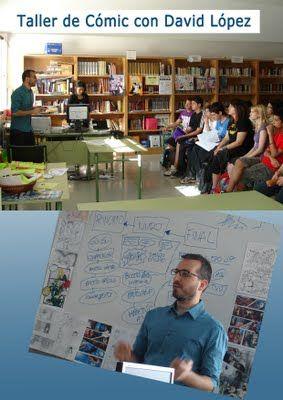 BLOG de la BIBLIOTECA del IES Mor de Fuentes (Monzón): mayo 2011