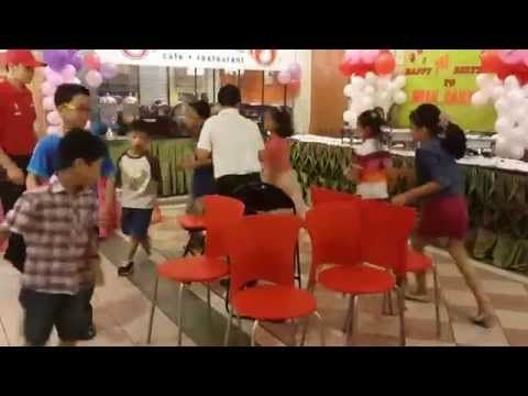 Musical Chairs or Trip to Jerusalem Game - YouTube | Musical