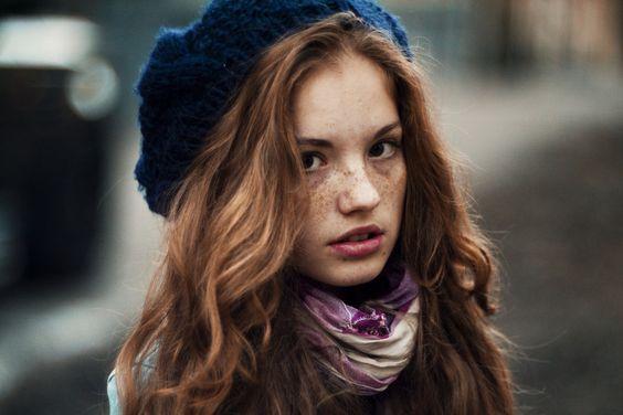 Character inspiration [Daria Sidorchuk]